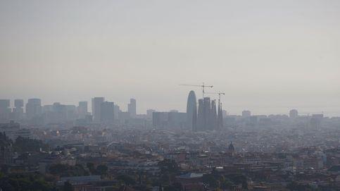 Contaminación en la ciudad de Barcelona
