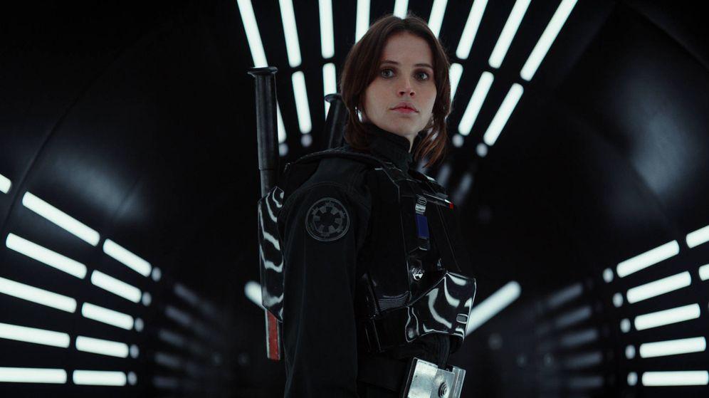 Foto: Felicity Jones protagoniza 'Rogue One: Una historia de Star Wars'