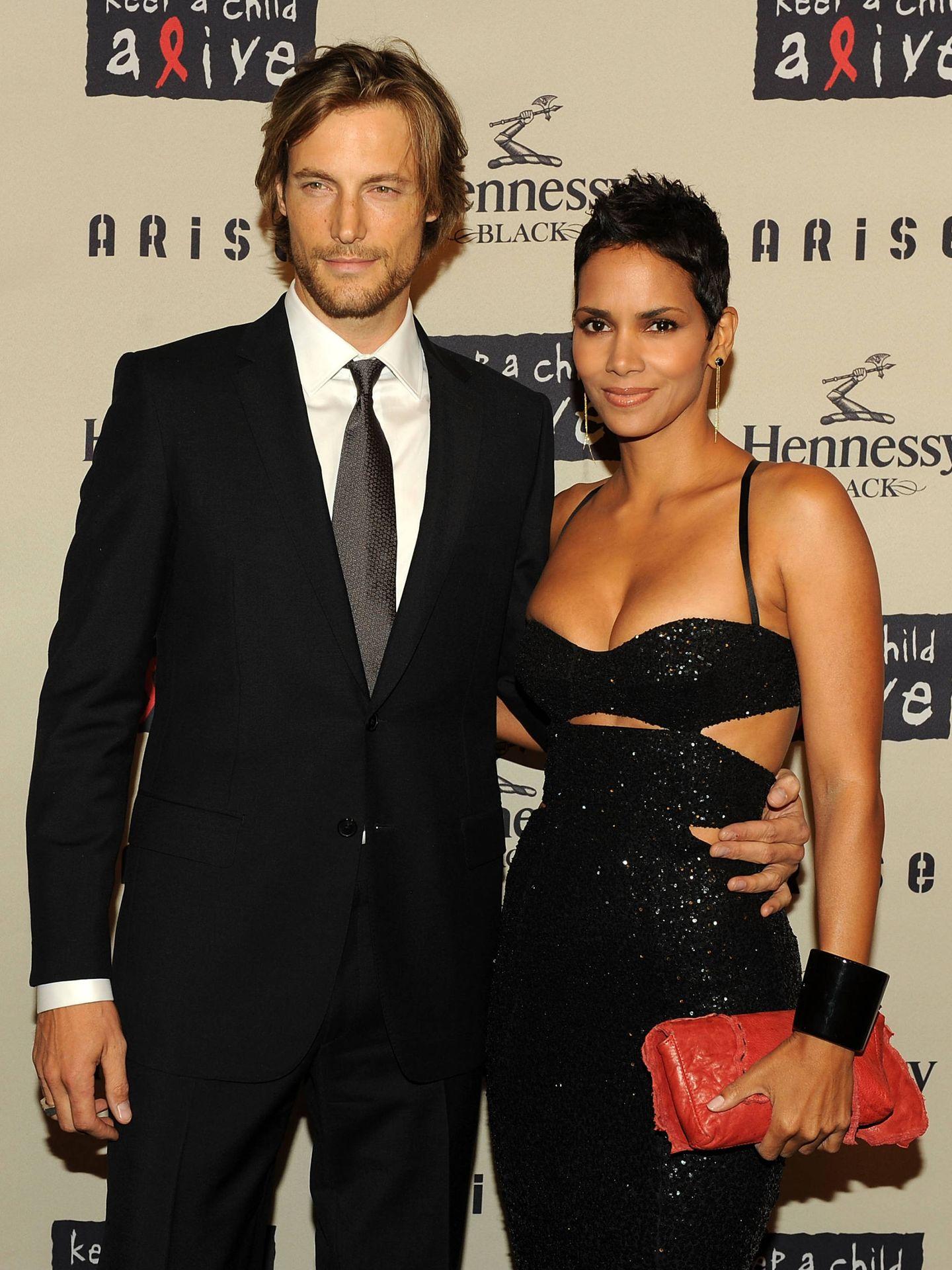 La actriz y su ex, en una imagen de 2009. (Getty)