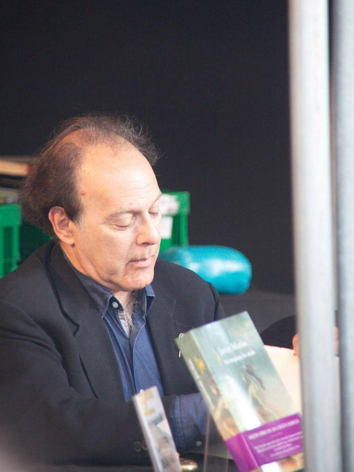 El escritor Javier Marías. (Wikimedia Commons)