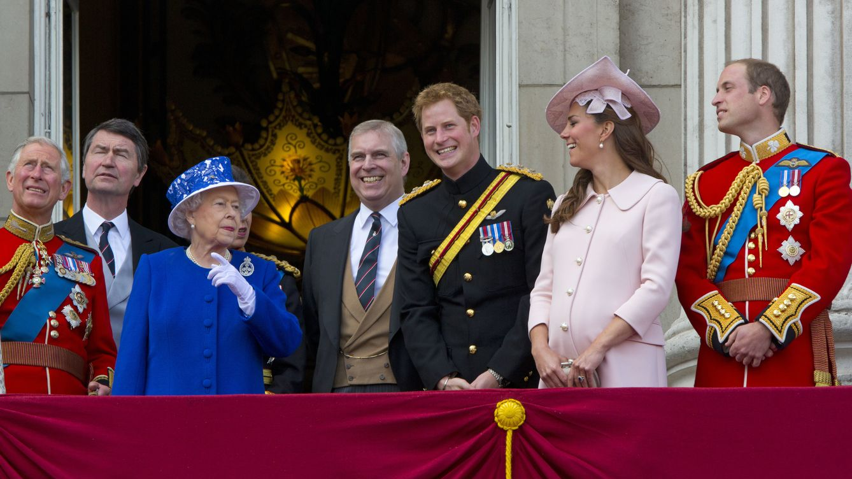 Los escándalos de los segundones en la casa real británica