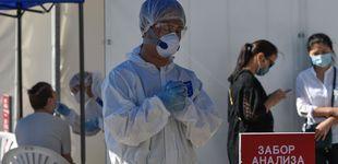 Post de Doble epidemia en Kazajistán: 'misteriosa' neumonía y segunda ola del coronavirus