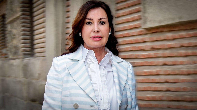 Foto: Carmen Martínez-Bordiú en una foto de archivo.