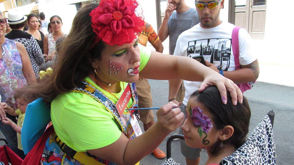 Hola Carnaval, adiós invierno: el día en fotos