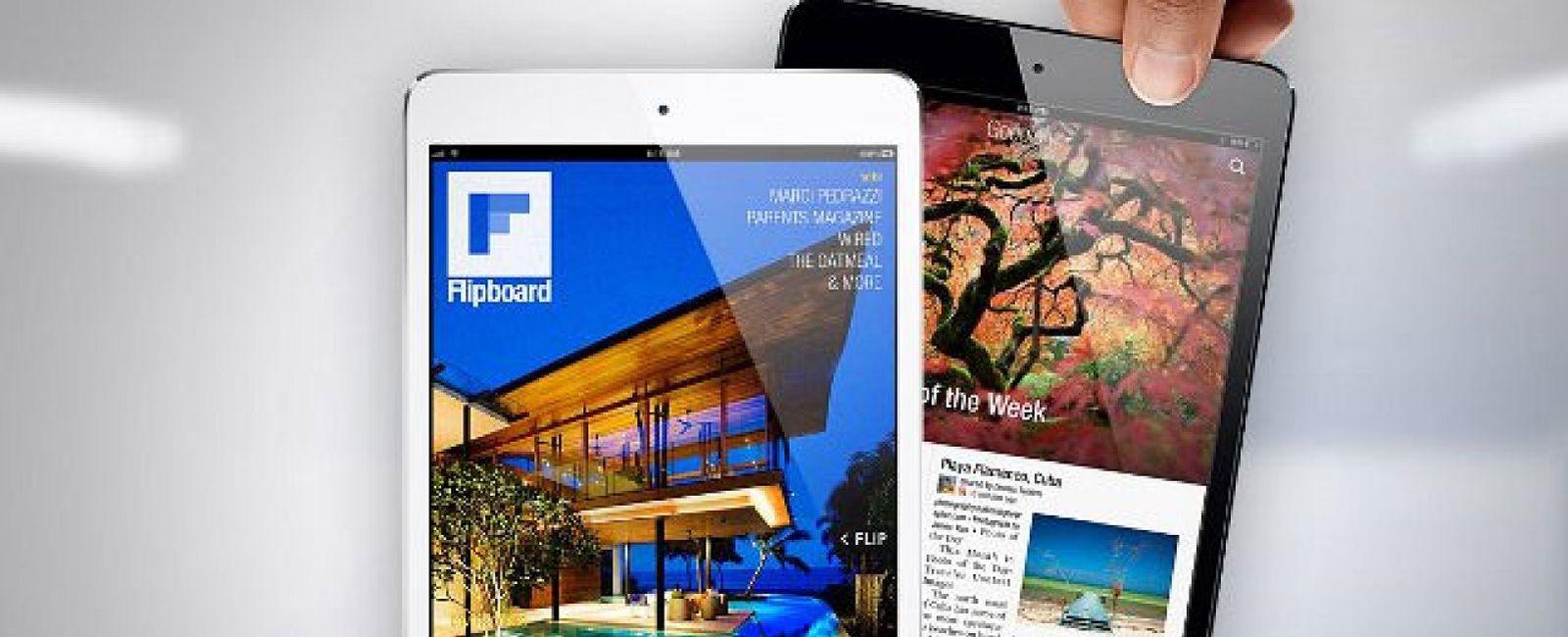 Foto: Un lavado de cara para Flipboard, la aplicación que mató a las revistas