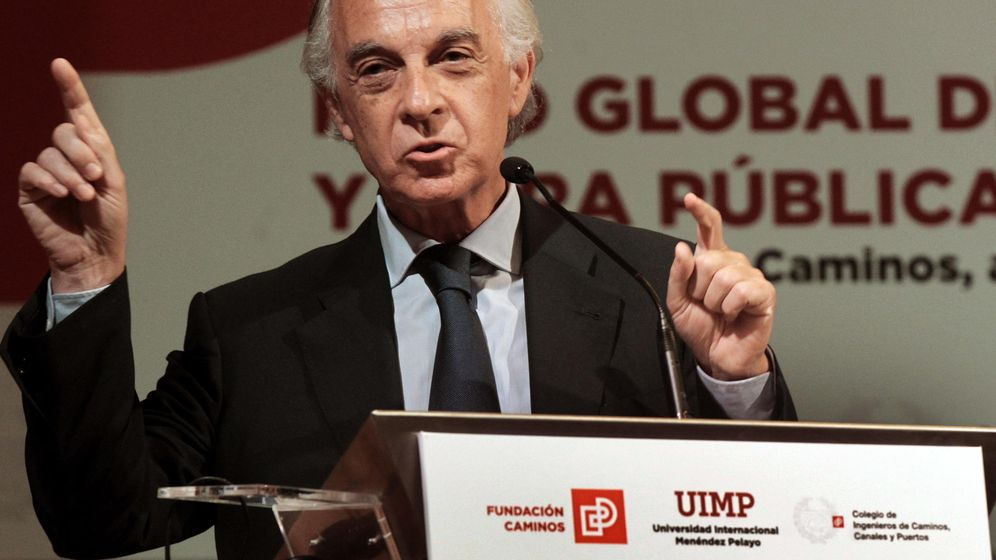 Foto: El 'general manager' de Magnum Industrial Partners, Ángel Corcóstegui. (EFE)