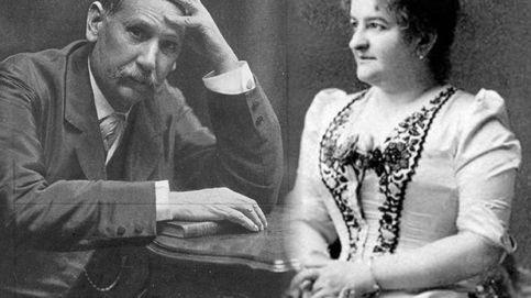 Benito Pérez Galdós y Emilia Pardo Bazán: las pasionales cartas de su romance
