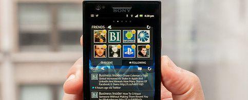 Foto: ¿Cuál es el móvil con mejor pantalla del mercado? Según los usuarios: Sony Xperia P