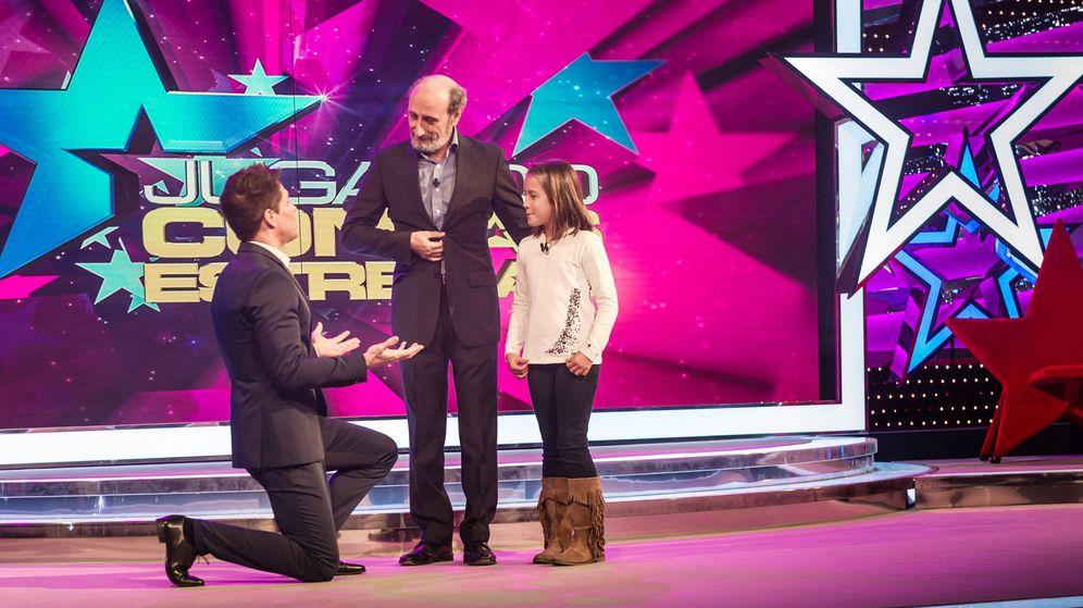 Foto: Nueva entrega de 'Jugando con las estrellas' en TVE.
