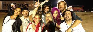 Foto: Los 'cachorros' de la jet se van de fiesta a Lisboa