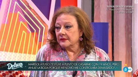 Marisol Ayuso habla en 'Sábado deluxe' de la paliza que le propinó su prometido