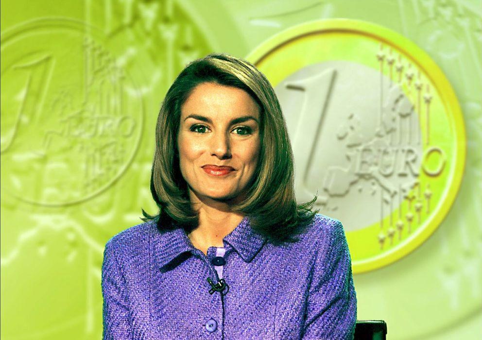 Foto: Letizia, en una fotografía tomada durante un especial de Televisión Española (Gtres)