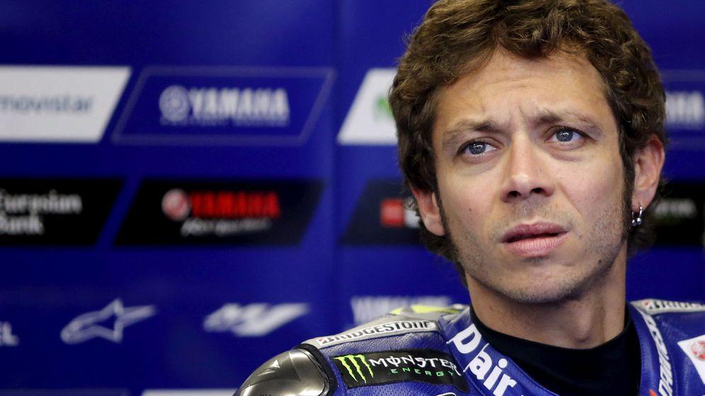 Foto: Valentino Rossi, actualmente saliendo de una lesión por una caída. (Reuters)