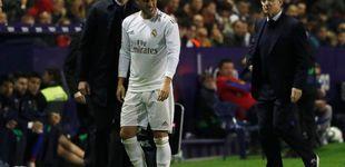 Post de Eden Hazard sufre una fisura en el peroné y no jugará contra City y Barcelona