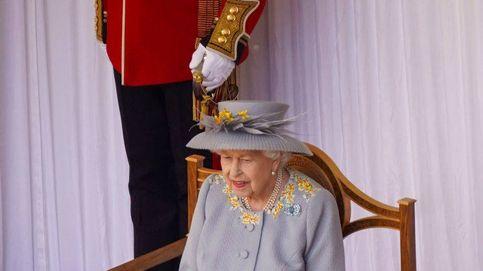 El guiño oculto e inadvertido de Isabel II a su difunto marido en el Trooping the Colour