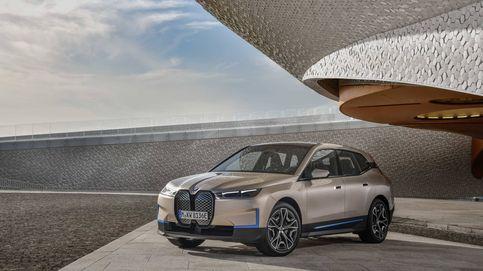 BMW iX, el futuro de la movilidad