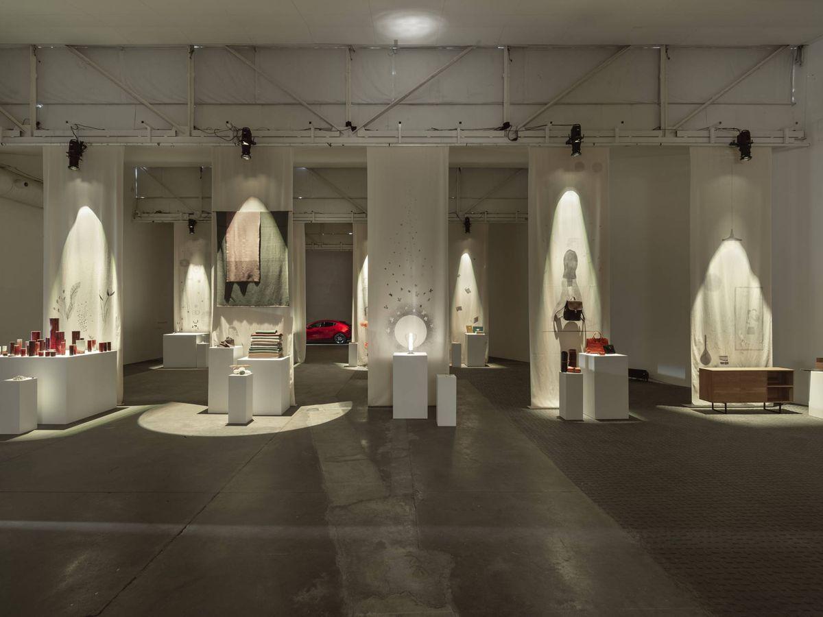 Foto: La exposición 'Artis-Manus'. (Cortesía)