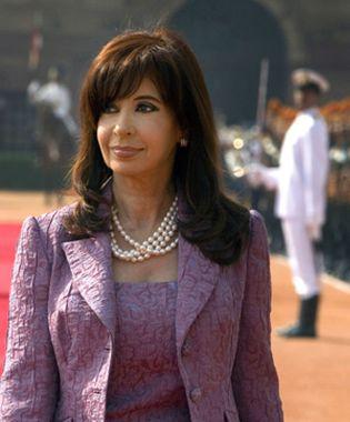 Foto: Los grandes amigos de Cristina Fernández de Kirchner: Louis Vuitton y el bótox