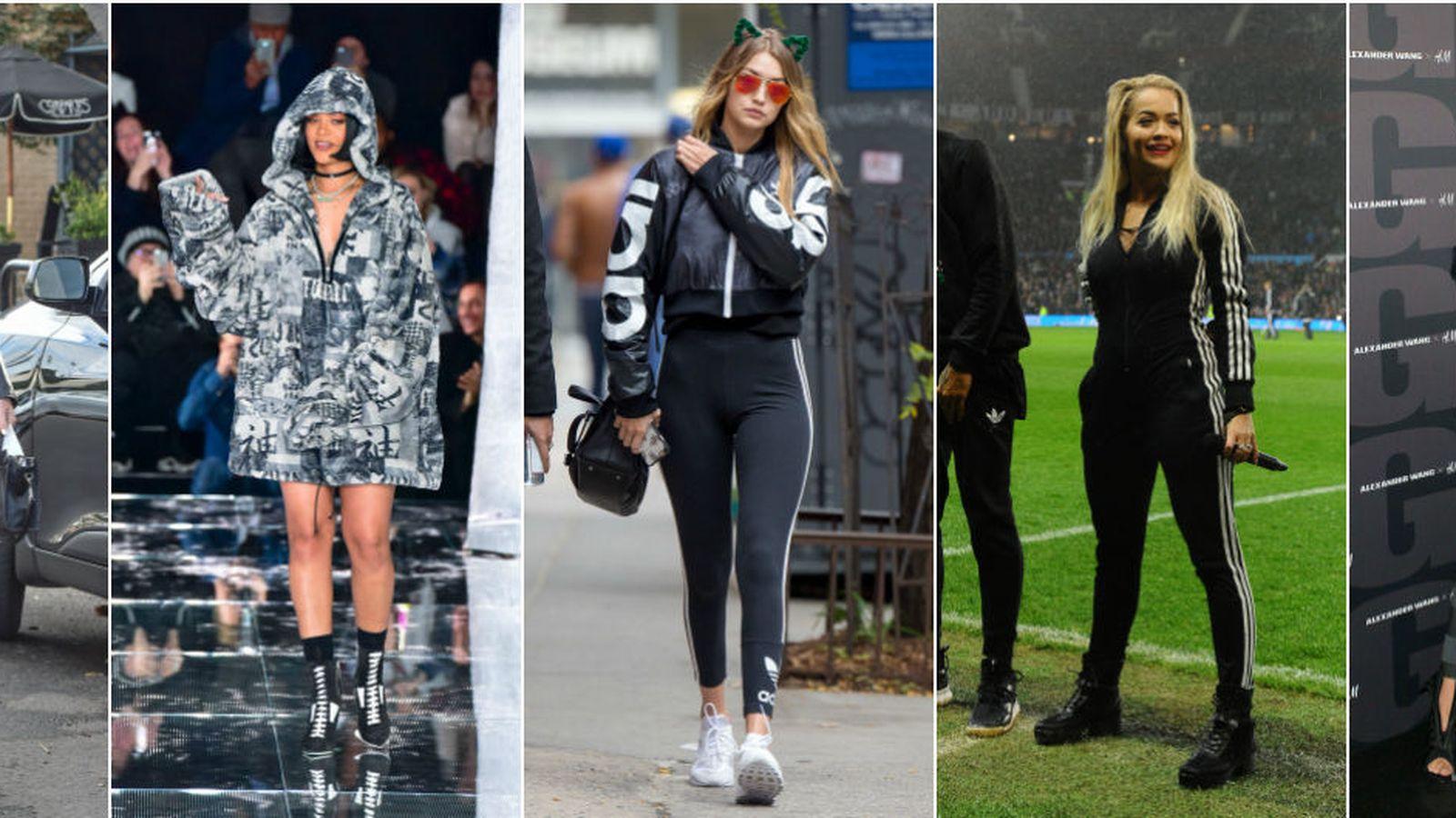 49f0ec4117 La Alta Costura se lanza a la conquista de la ropa deportiva  llega el  athleisure