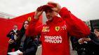 La declaración de intenciones (poco creíble) del novato de Ferrari, Charles Leclerc
