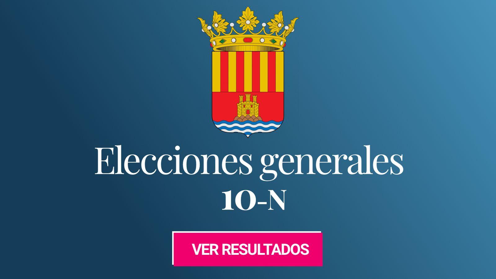 Foto: Elecciones generales 2019 en la provincia de Alicante. (C.C./HansenBCN)