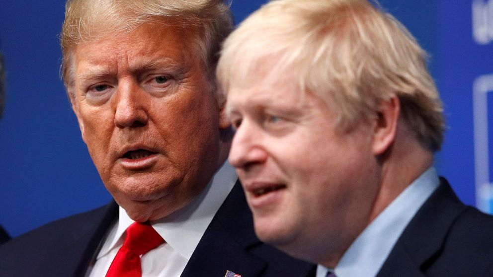 Lo que Trump y los republicanos pueden aprender de la arrolladora victoria de Boris