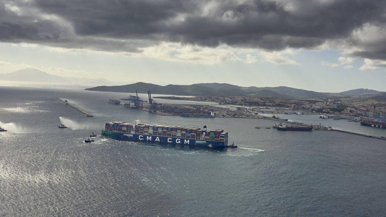 El puerto de Algeciras vuelve a liderar el Mediterráneo bajo la amenaza de Tánger Med
