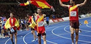 Post de La esperanza del relevo no era en vano: España se lleva el bronce en 4x400