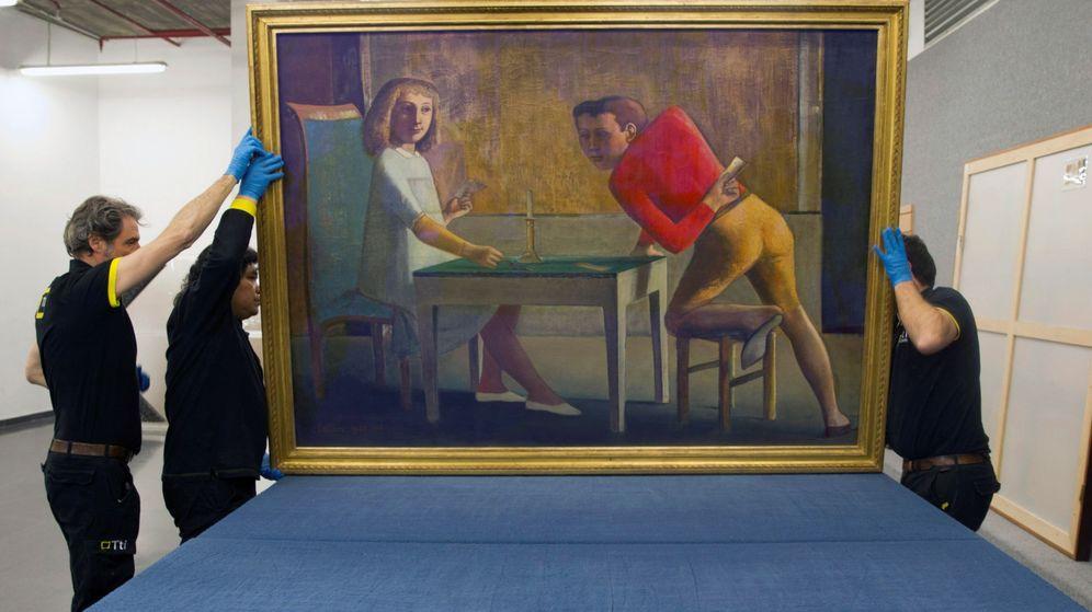 Foto: La obra del gran Balthus, sin censura, llega al museo Thyssen. (EFE)