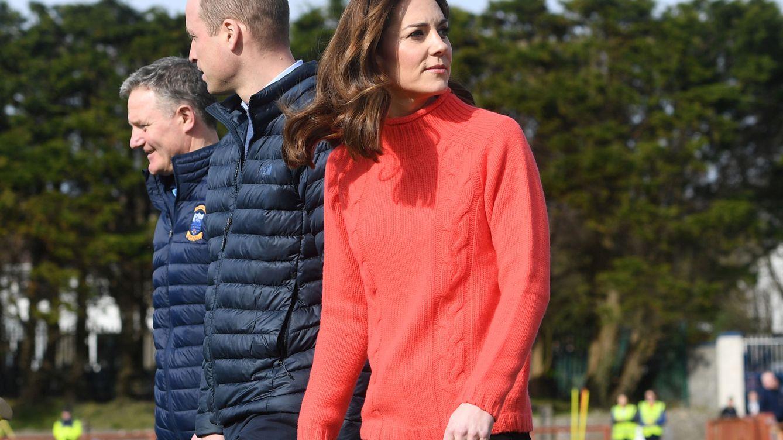 Kate Middleton, de compras con sus hijos sin miedo al coronavirus