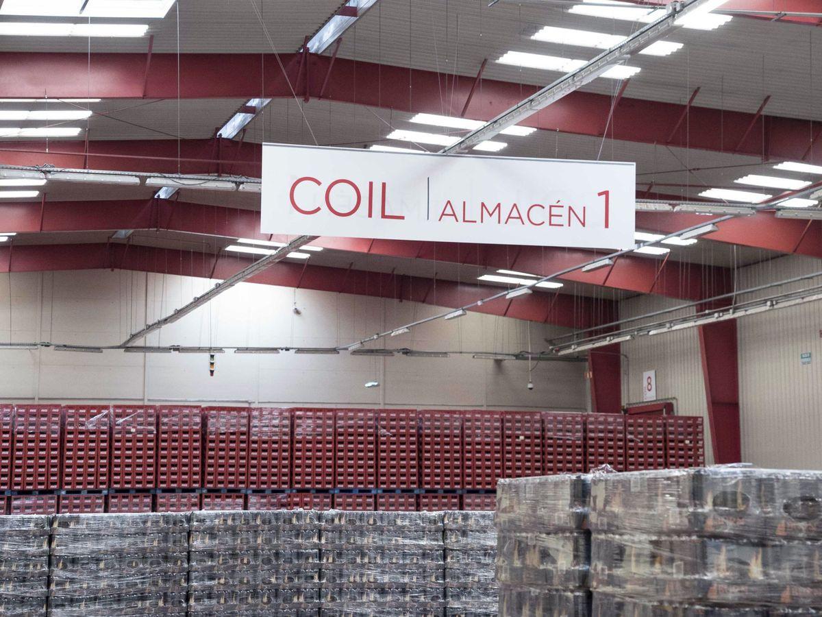 """Foto: Coca-cola: centro logÍstico de fuenlabrada estÁ """"acondicionado y funcionando"""""""
