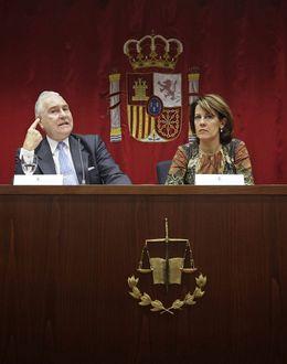 Foto: El vocal del CGPJ, Miguel Collado (Efe)