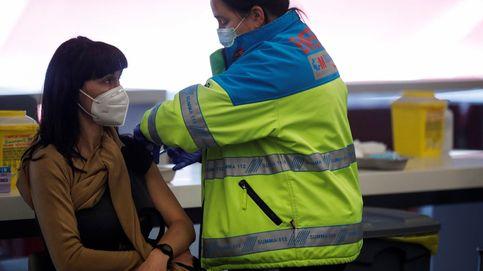 Los menores de 55 años que se contagien de covid-19 recibirán una sola dosis de la vacuna