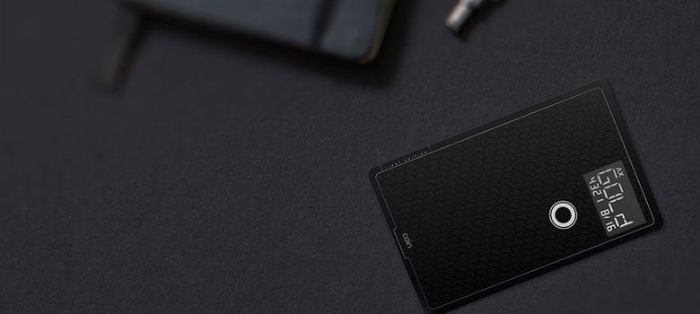 Foto: Coin, todas las tarjetas de crédito agrupadas en una