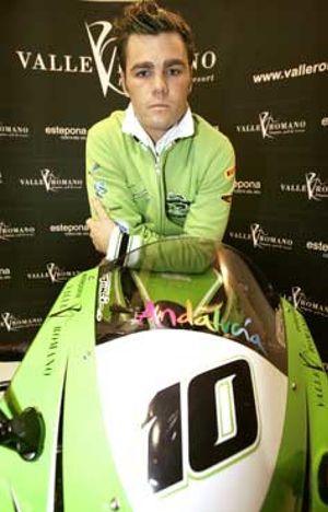 Kawasaki no renueva el contrato de Fonsi Nieto para la temporada 2008