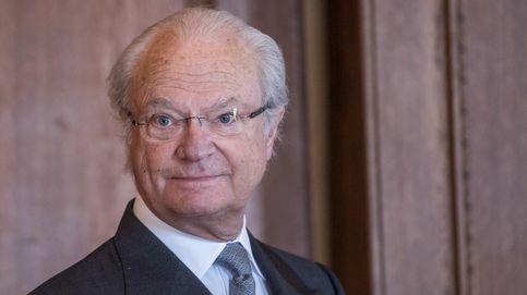 Carlos Gustavo de Suecia, un rey enfadado con los medios que pierde apoyo ciudadano