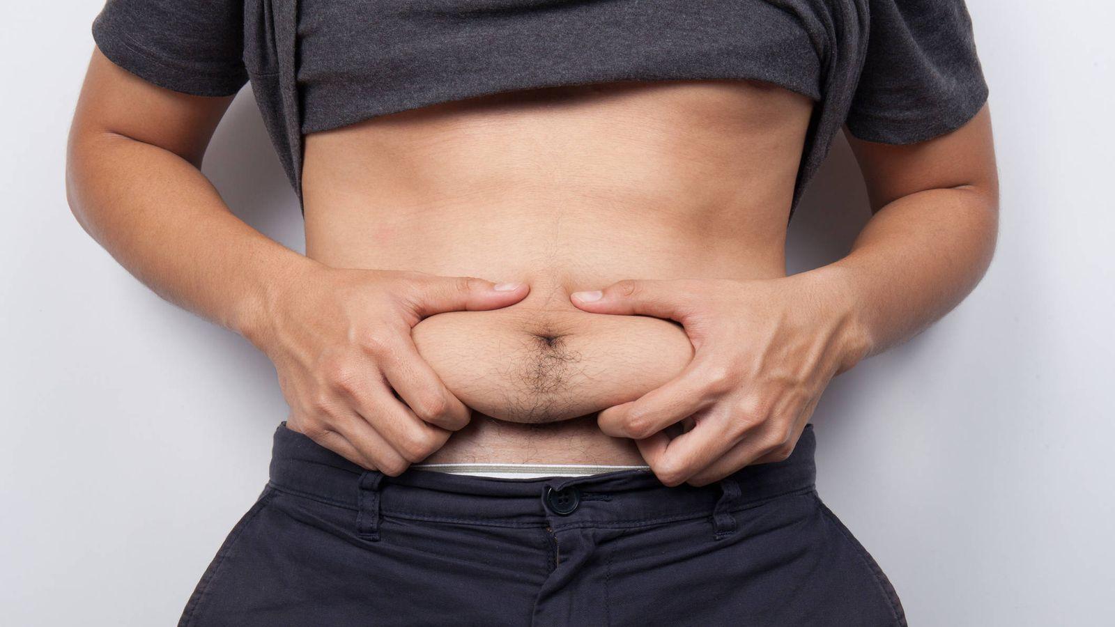 mucha perdida de peso de golpes