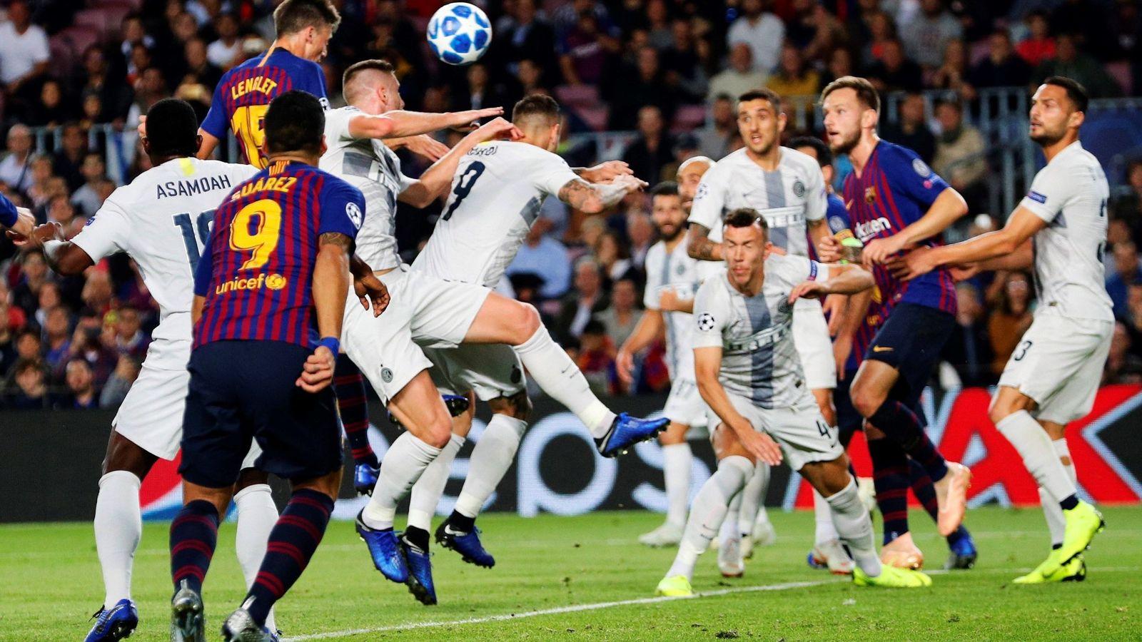 Inter de Milán - FC Barcelona: horario y dónde ver en TV y ...