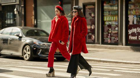 10 looks teñidos de rojo para sumarte a la tendencia cromática del momento