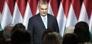 Post de Orbán: