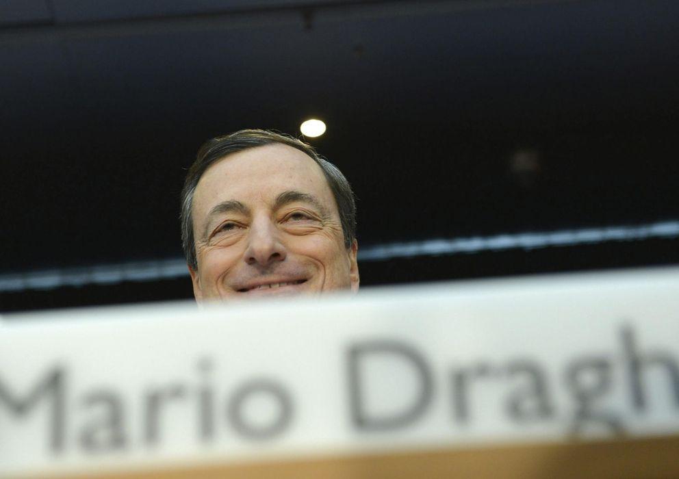 Foto: El presidente del BCE, Mario Draghi