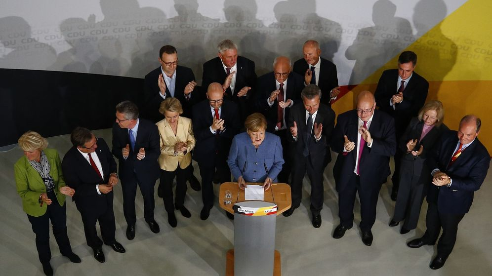 Foto: Elecciones en Alemania. (Reuters)