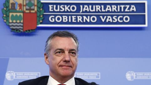 Urkullu otorga credibilidad a ETA y exige altura de miras al Gobierno de Rajoy
