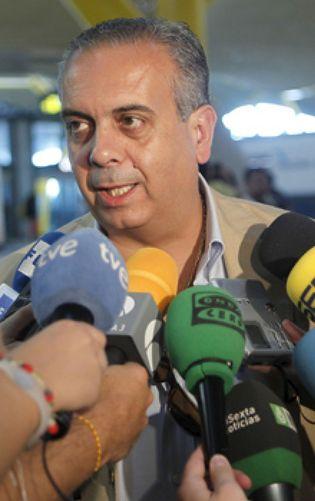 Foto: El COE amenaza con demandar a Sáez, presidente de la Federación de Baloncesto