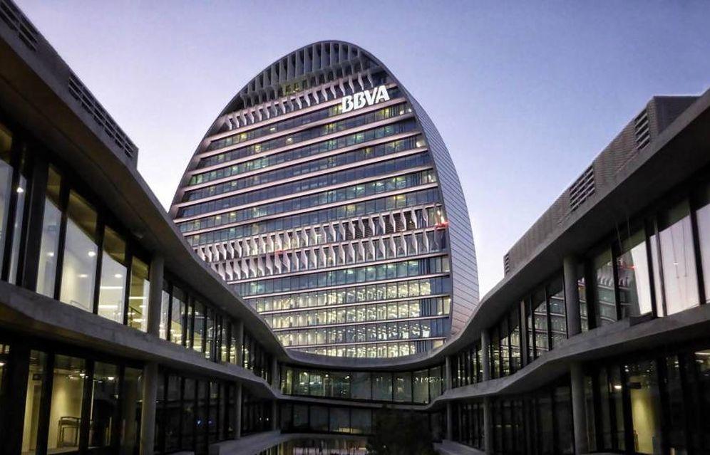 Foto: Sede del BBVA en Madrid. (BBVA)