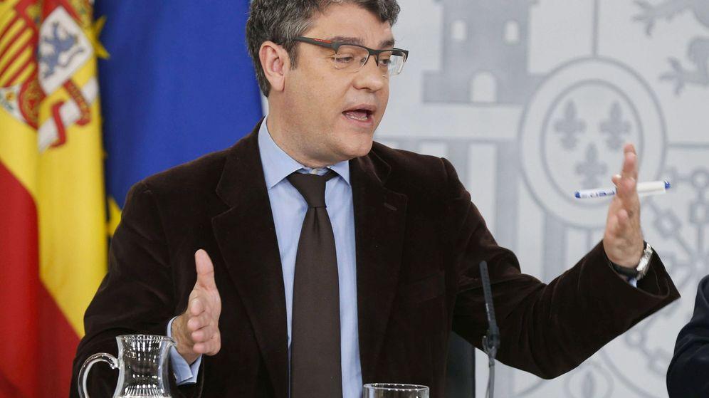 Foto: El ministro de Energía, Turismo y Agenda Digital, Álvaro Nadal. (EFE)