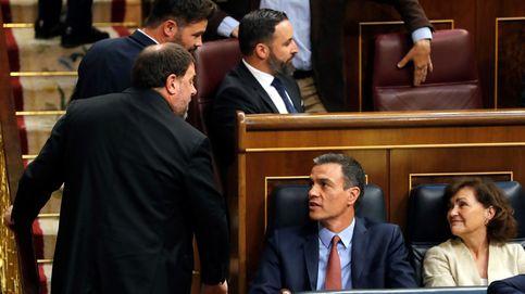 El PSOE se remanga para negociar con ERC y fijar el formato de la mesa de diálogo
