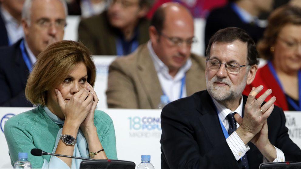 Cospedal reconoce la falta de agilidad que el PP tuvo frente a la corrupción