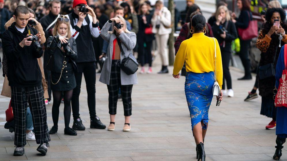 Foto: Ellas son las que reinan a pie de calle. (EFE)
