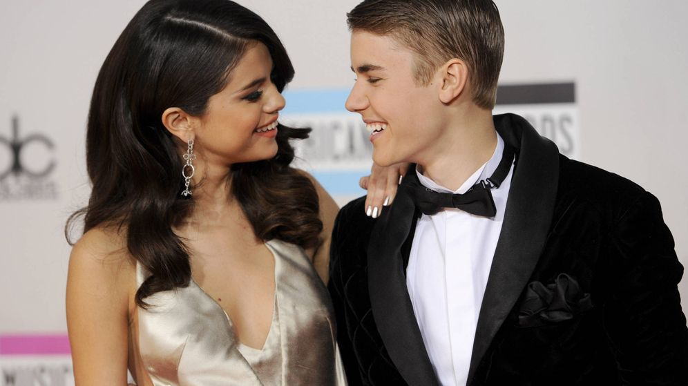 Foto: Justin Bieber y Selena Gomez en una imagen de archivo. (Gtres)